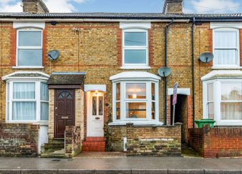 2 bed terraced house for sale in Upper Fant Road, Maidstone ME16