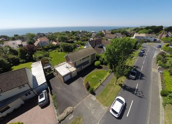 Thumbnail 3 bed detached house for sale in Cambridge Road, Langland, Swansea