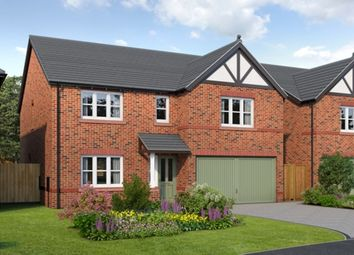 Thumbnail 5 bed detached house for sale in Frog Lane Gatesheath, Tattenhall, Chester
