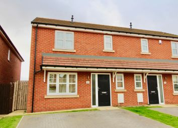 Thumbnail 3 bed semi-detached house for sale in Witton Drive, Hartlepool