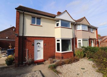 Thumbnail 3 bed semi-detached house to rent in Cedar Road, Brockworth, Gloucester