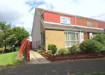 Thumbnail 2 bed terraced house for sale in Whitehill Avenue, Musselburgh