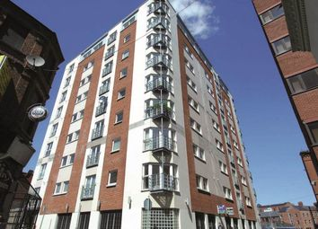 Thumbnail 2 bed flat to rent in 5, Library Square, Belfast