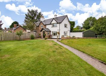 Thumbnail 3 bed semi-detached house for sale in Bridstow, Ross-On-Wye