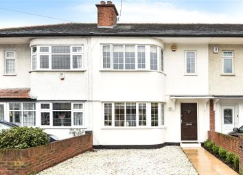 Thumbnail 2 bed terraced house for sale in Whitby Road, Ruislip Manor, Middlesex