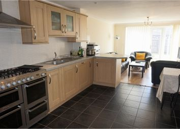 Thumbnail 4 bed end terrace house to rent in Wordsworth Road, Bristol