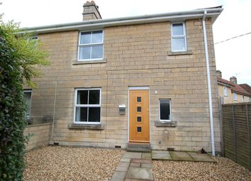 Thumbnail 3 bed semi-detached house for sale in St Laurence Road, Bradford On Avon