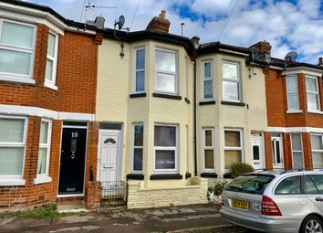 Thumbnail 2 bed terraced house for sale in Queens Road, Upper Shirley, Southampton