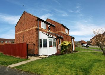 Thumbnail 2 bed terraced house for sale in Double Rail Close, Wigston, Leicestershire