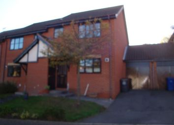 Thumbnail 3 bed terraced house to rent in Barry Lynham Drive, Newmarket