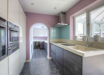 Thumbnail 4 bed detached house for sale in Watkin Avenue, Hadfield, Glossop