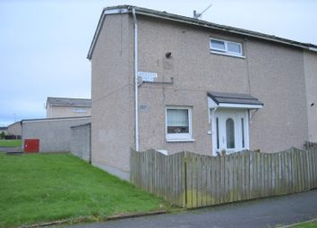 Thumbnail 2 bed end terrace house for sale in Ardoch Path, Wishaw