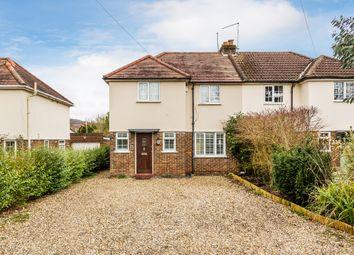 3 bed semi-detached house for sale in Broughton Road, Otford, Sevenoaks TN14