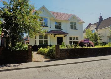 Thumbnail 3 bed detached house for sale in The Highway, Pontypool