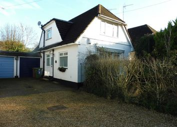 Thumbnail 3 bed detached house to rent in Havant Road, Horndean, Waterlooville