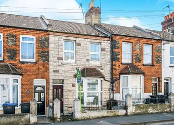 Thumbnail 2 bed terraced house for sale in Boundary Road, Ramsgate