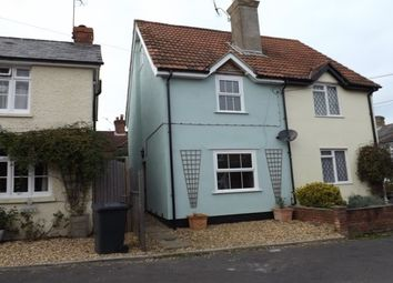 Thumbnail 2 bed semi-detached house to rent in Pemberton Road, Lyndhurst
