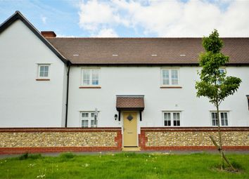 Thumbnail 2 bed terraced house to rent in Meadow View, Winchester