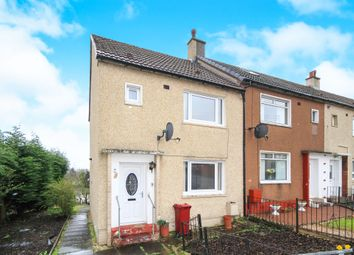 Thumbnail 2 bed end terrace house for sale in Buckingham Drive, Rutherglen, Glasgow