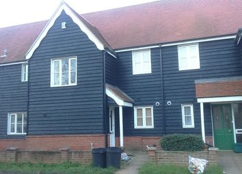 Thumbnail 5 bedroom terraced house to rent in Watsham Place, Wivenhoe
