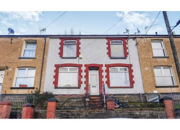 Thumbnail 3 bed terraced house for sale in Tanycoed Street, Mountain Ash