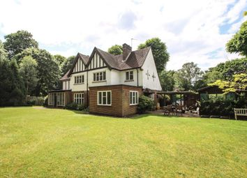 Thumbnail 5 bed detached house to rent in Conford Drive, Shalford, Guildford