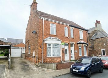 Thumbnail 3 bed semi-detached house for sale in Beck Lane, Keyingham, East Riding Of Yorkshire