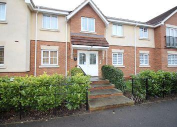 Thumbnail 2 bed flat for sale in Coleridge Way, Borehamwood