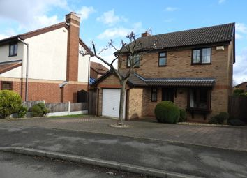 Thumbnail 4 bedroom detached house for sale in St. Mellion Way, Kirkby-In-Ashfield, Nottingham