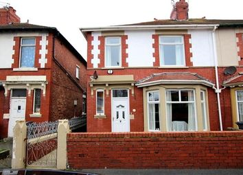 Thumbnail 3 bedroom property for sale in Saville Road, Blackpool