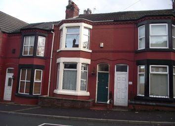 Thumbnail 1 bed terraced house for sale in Downham Road, Tranmere, Wirral