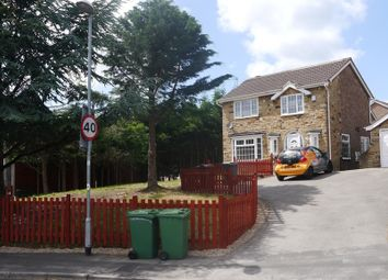 Thumbnail 4 bedroom detached house for sale in Abbeydale Way, Leeds