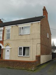 Thumbnail 4 bed end terrace house to rent in Buckingham Street, Scunthorpe