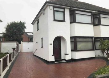 Thumbnail 3 bedroom semi-detached house for sale in Highcroft Avenue, Blackpool, Lancashire