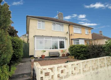 Thumbnail 3 bedroom semi-detached house for sale in Severn Place, Plymouth