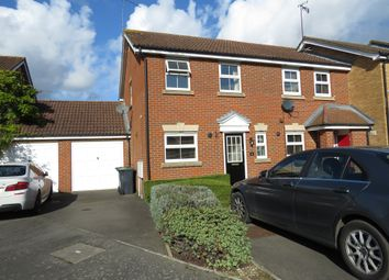 Thumbnail 3 bed end terrace house for sale in Villiers Close, Leagrave, Luton