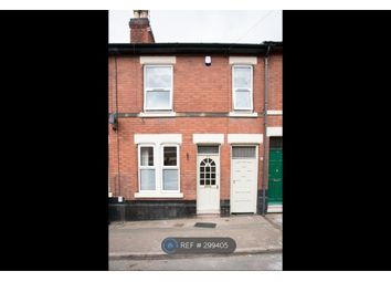 Thumbnail 4 bedroom terraced house to rent in Peach Street, Derby