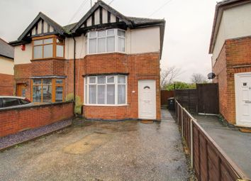 Thumbnail 2 bed semi-detached house for sale in Howard Road, Nuneaton