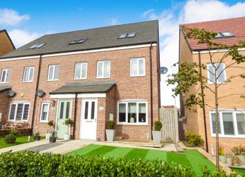 Thumbnail 3 bed terraced house for sale in Pine Valley Way, Ashington