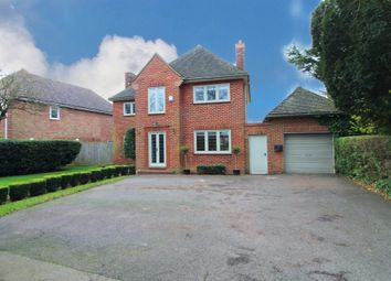 Thumbnail 4 bed detached house for sale in North Road, Bourne