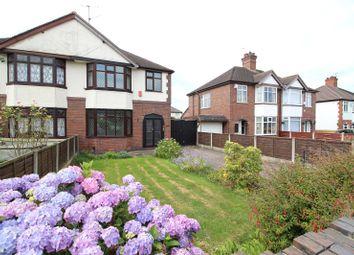 Thumbnail 3 bedroom semi-detached house to rent in Blurton Road, Blurton, Stoke-On-Trent