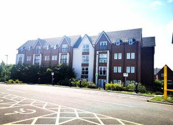 Thumbnail 2 bed flat for sale in Verden Court, Warrington