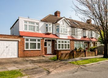 Thumbnail 5 bed end terrace house for sale in Westway, London