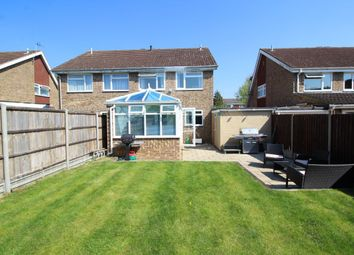 Thumbnail 3 bedroom semi-detached house for sale in Lincroft, Oakley, Bedford