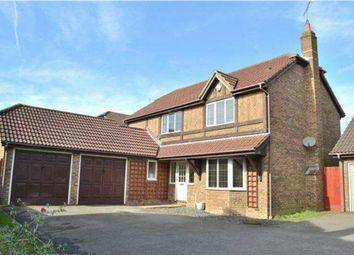 Thumbnail 4 bed detached house for sale in Mill Road, Dunton Green, Sevenoaks, Kent