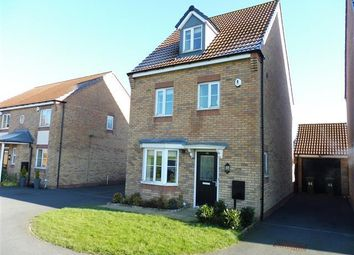 Thumbnail 4 bed property to rent in Goodheart Way, Thorpe Astley, Leicester