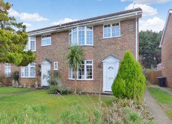 Thumbnail 3 bed end terrace house for sale in Beverley Gardens, Rustington, Littlehampton