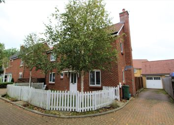 Thumbnail 3 bed detached house for sale in Top Fox Way, Milton Keynes