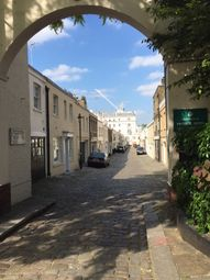 Thumbnail 2 bed mews house for sale in Eccleston Mews, Belgravia