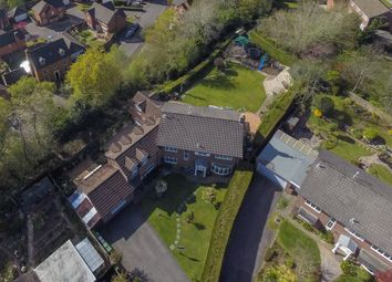 Thumbnail 6 bed detached house for sale in Ridgeway, Lisvane, Cardiff
